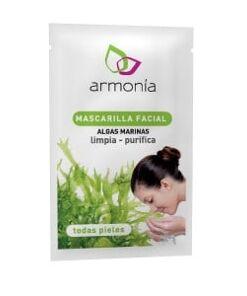 Mascarilla facial de algas Armonia