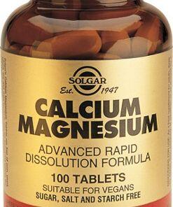 calcio magnesio