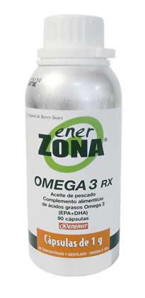 omega 3 cápsulas enerzona