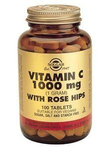 vitamina c rosehips