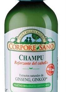 Champu natural | Herbolario online | Ginseng propiedades |