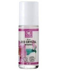 desodorante de rosas urtekram