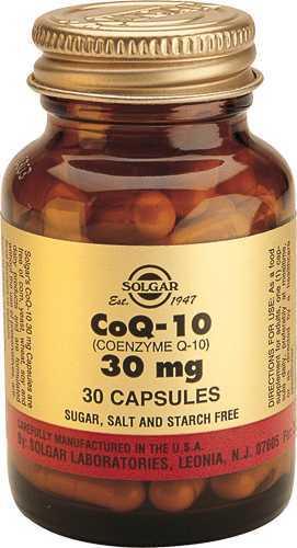 CoQ-10 solgar