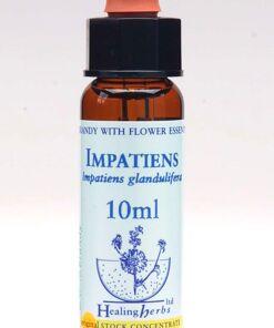 Impatiens Flor de Bach Healing Herbs