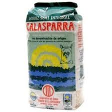 Arroz Calasparra Semi-integral