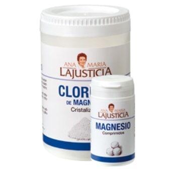Magnesio Cloruro Ana María Lajusticia