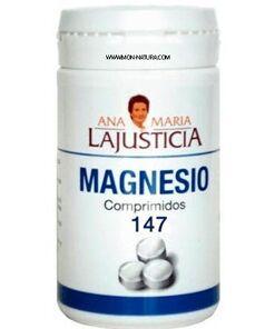 cloruro de magnesio en comprimidos ana maria lajusticia