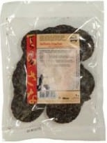 Cracker arroz integral con sésamo negro