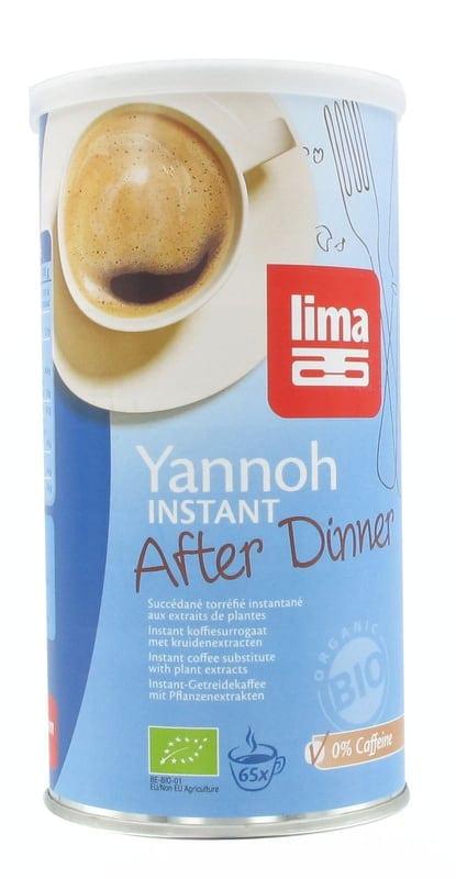 Yannoh instant After Dinner