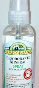 desodorante mineral spray