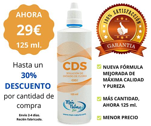 CDS dioxido de cloro