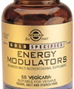 GS® Energy Modulators Solgar