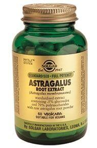 Astrágalus Extracto de raíz Solgar