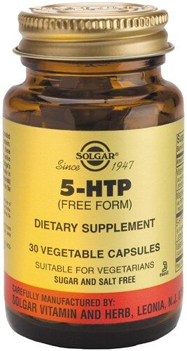 5 HTP Cápsulas vegetales