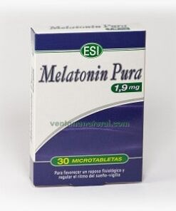 Melatonina Pura 1,9 mg