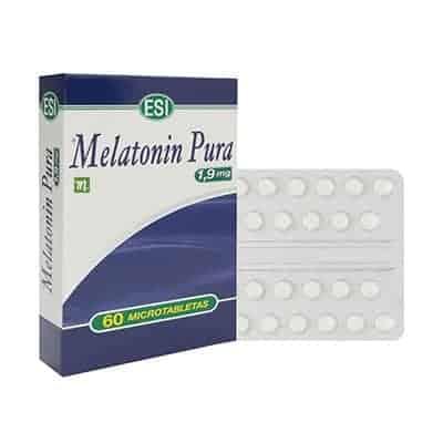 melatonina pura trepadiet