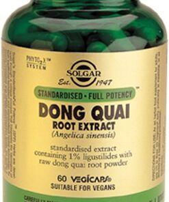 Dong Quai Extracto de raíz Solgar