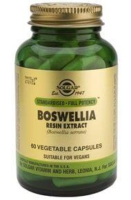 Boswellia Extracto de resina Solgar