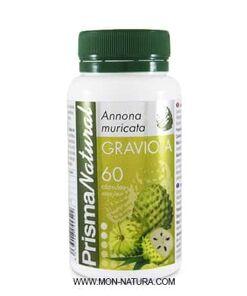 Graviola 2.100 mg. Prisma Natural 60 cápsulas - guanábana