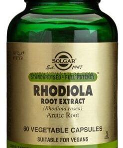 comprar rhodiola solgar