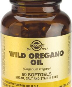Aceite de Orégano silvestre Solgar