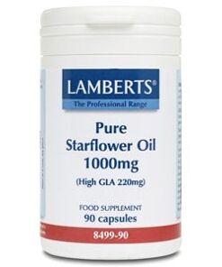 Aceite de Borraja Puro 1.000mg Lamberts