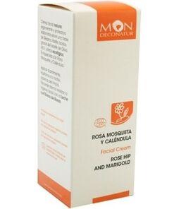 Rosa Mosqueta y Caléndula crema facial MON DECONATUR