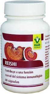 Reishi Bio Raab Vitalfood | Comprar reishi online | Reishi online |