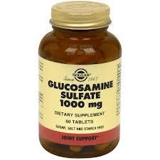 Glucosamina Sulfato 1000 mg Comprimidos Solgar | Glucosamina sulfato | Venta online glucosamina sulfato |