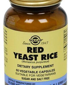Levadura Roja de Arroz Solgar | Comprar levadura roja de arroz | Levadura Roja de arroz |