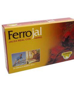 Ferrojal 20 Ampollas Herdibel
