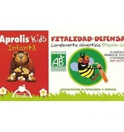 Aprolis Kids Vitalidad-Defensa Dietéticos Intersa