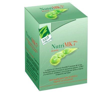 Nutri MK7 100% Natural