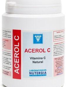 Acerol C 60Comprimidos de Nutergia