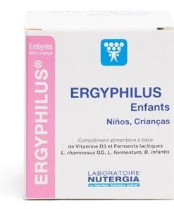 Ergyphilus niños 14 sobres de Nutergia