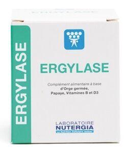 Ergylase 30 Comprimidos de Nutergia