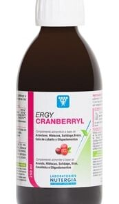 Ergycranberryl 250Ml de Nutergia