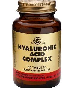 comprar acido hialuronico solgar