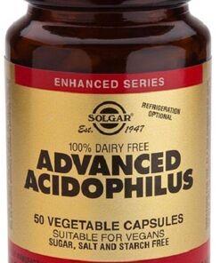 comprar acidofilus avanzado solgar