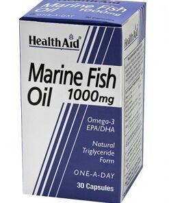 Aceites de pescado 1.000 mg de HealthAid