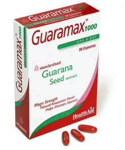 guaramax guaraná health Aid