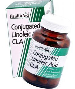 CLA (Acido linoleico conjugado) de HeaithAid 30 cáps.