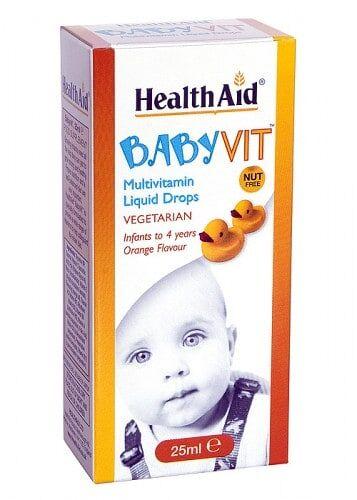 BabyVit de HealthAid
