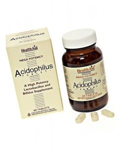 Acidophilus Mega Potency de HealthAid