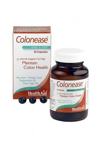 Colonease de HealthAid 30 cáps.