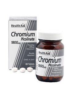cromo picolinato healthaid