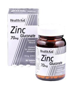 comprar gluconato de zinc healthaid