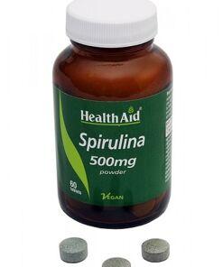 espirulina healthaid