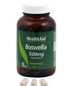 Boswelia resina (Boswelliaserrata).Ext.estandarizado+polvodeHealthAid
