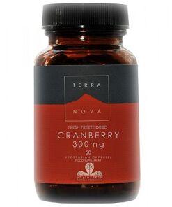 Arándano rojo 300 mg de Terranova